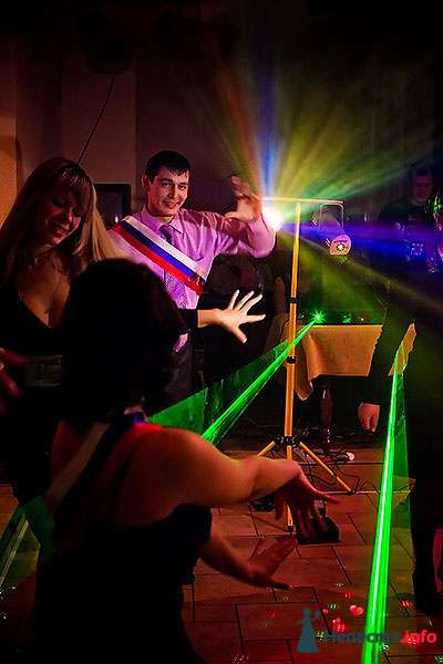 """Лазерное шоу - фото 120906 Творческий союз ведущих """"Праздничный коктейль!"""""""