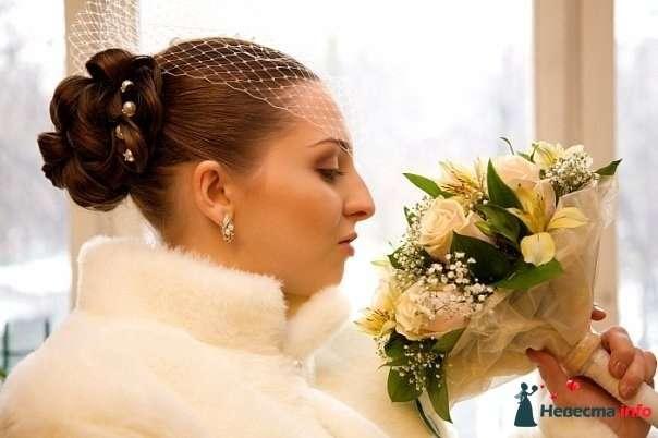 Любовь - фото 89786 Свадебный стилист Анна Животкова