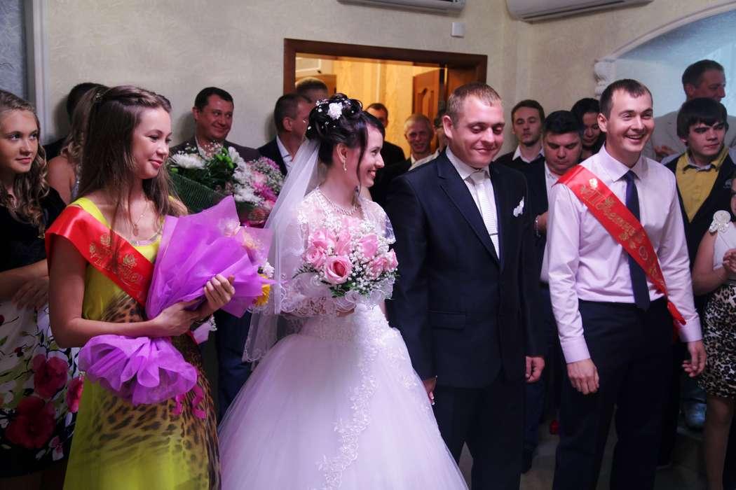 Фото 2313450 в коллекции Свадебные фото - Видеограф Пичугин Антон
