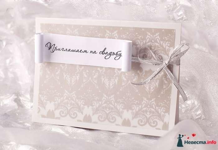 Приглашения на свадьбу - фото 88813 Лизавета