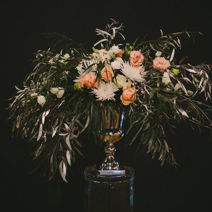 Кубок под цветочную композицию