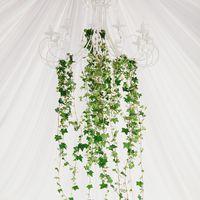 Свадьба Никиты и Лизы. Декор люстры