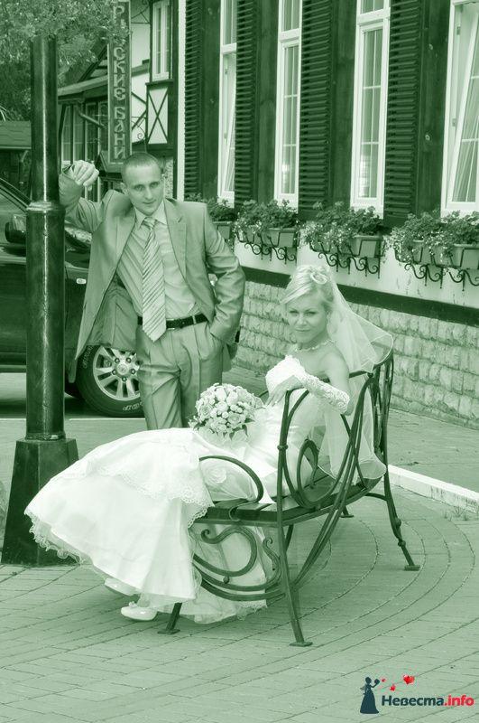 Фото 112334 в коллекции Моя свадьба!!!