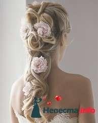 Фото 92208 в коллекции Свадебная прическа. - =nata=