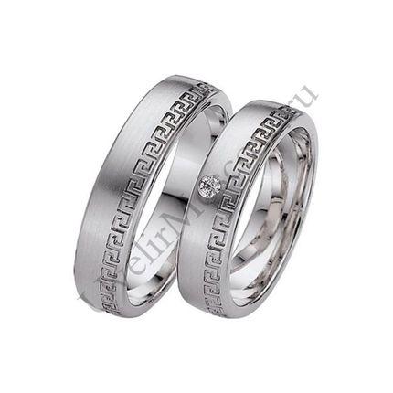Обручальные кольца с бриллиантами (Арт 765)