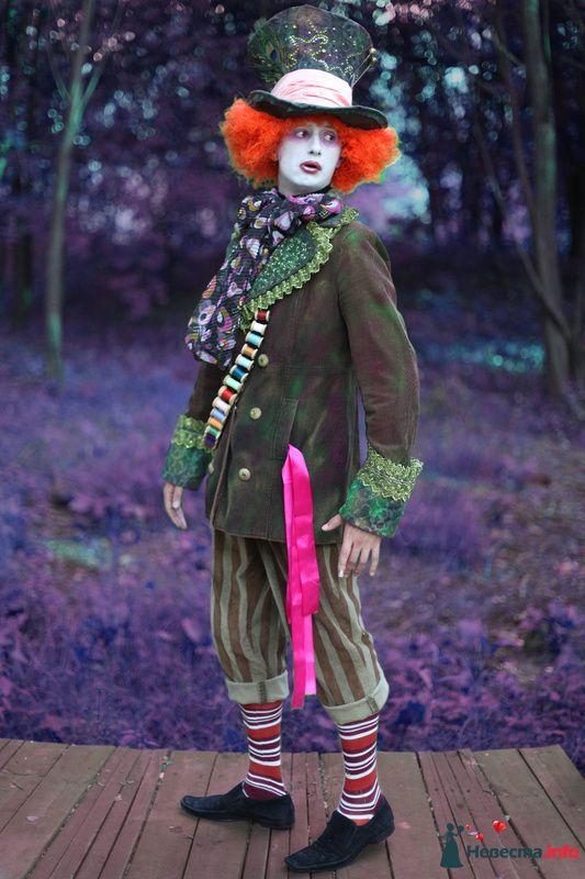 """Фото 121716 в коллекции Шоу в стиле """"Алиса в стране Чудес"""" - Ведущий-иллюзионист Дмитрий Вольный"""