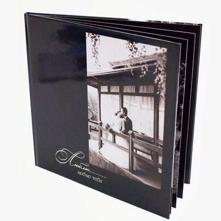Фотокнига (30х30 см, 10 листов).