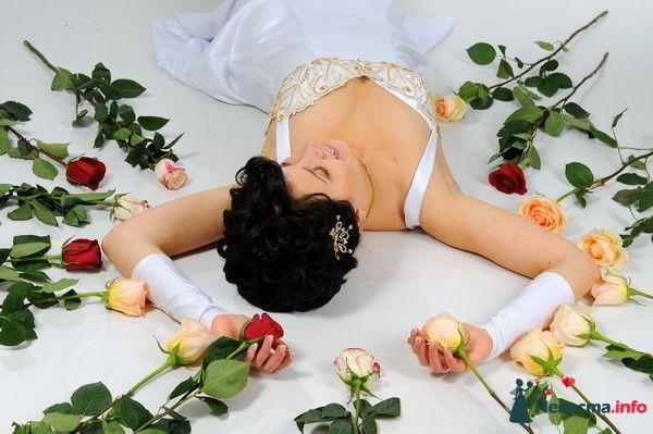 Фото 90808 в коллекции Из разных свадеб - Фотостудия Александра Золотарёва