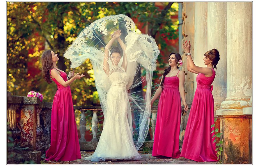 Фото 855019 в коллекции Свадьбы - Невеста01