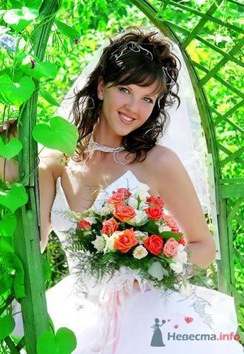 Эти розы открыты так же, как и моё сердце! - фото 9068 Марусин палисад - флористика