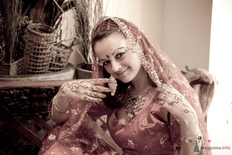 Фото 29767 в коллекции Моя индийская свадьба - Поля