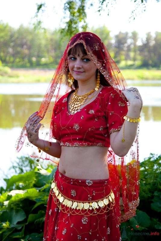Фото 29772 в коллекции Моя индийская свадьба - Поля