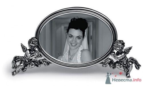 """Фоторамка от G.Raspini - фото 6670 Сеть ювелирных салонов """"Mia Maria"""""""
