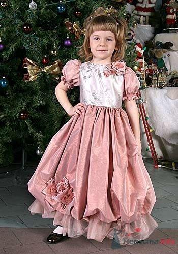 Фото 6029 в коллекции Детские платья - Невеста01