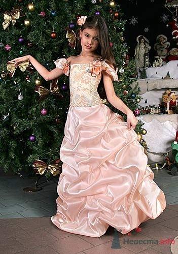 Фото 6034 в коллекции Детские платья - Невеста01