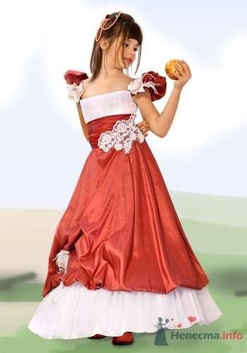 Фото 6036 в коллекции Детские платья - Невеста01