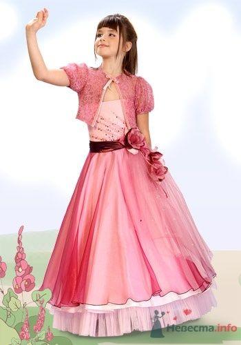 Фото 6039 в коллекции Детские платья - Невеста01