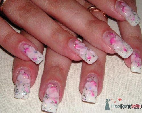 """Фото 6424 в коллекции  дизайн ногтей - Салон красоты и косметологии """"АфродитаSPA"""""""