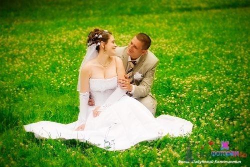 """Фото 13396 в коллекции Свадебная фотосъёмка - Студия """"ФотоРай"""""""