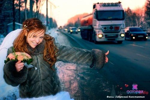 """Фото 13405 в коллекции Свадебная фотосъёмка - Студия """"ФотоРай"""""""
