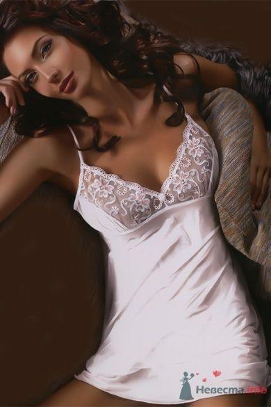 """Ночная сорочка Sheron (Латвия) - фото 24479 Интернет-магазин женского белья """"Only You"""""""