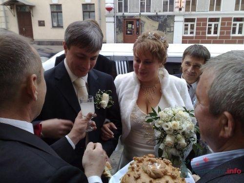 Коктейль для жениха ( я с фужером...) - фото 10104 Тамада Геннадий Бахарев