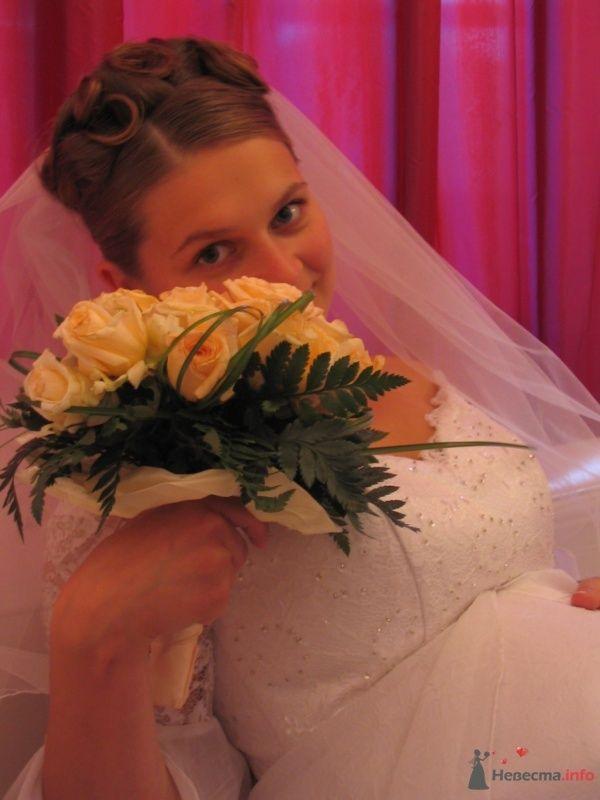 свадебный букет - фото 63848 Невеста01
