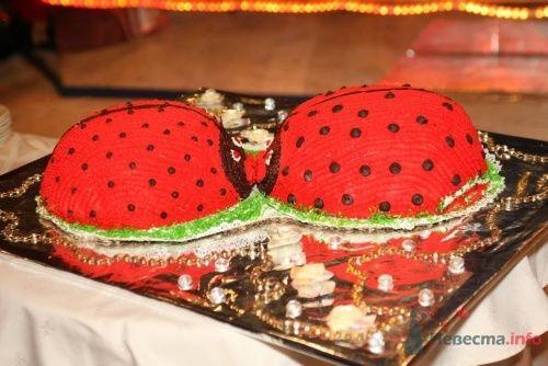 Свадебный торт - Божьи коровки - фото 13342 Art union profi - агентство свадебных торжеств