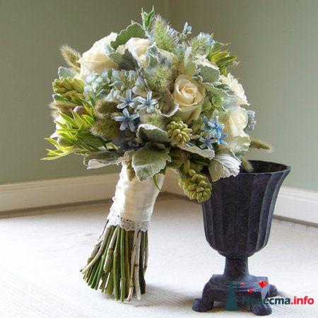 Фото 112235 в коллекции Свадебная флористика - Александра Ваш Свадебный Распорядитель
