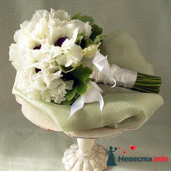Фото 112236 в коллекции Свадебная флористика
