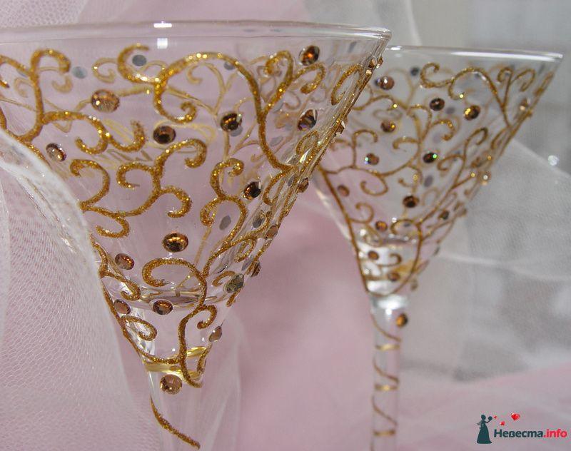 """Фото 97272 в коллекции Мои фото - """"Aнютa"""" - свадебные бокалы и аксессуары"""