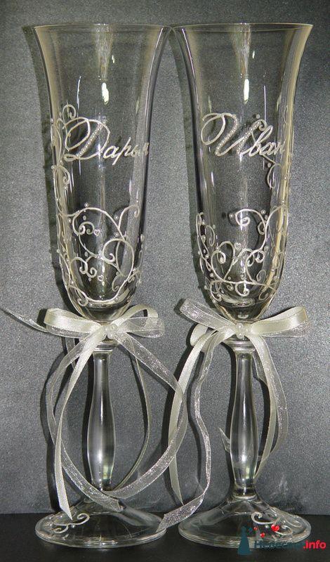 """Фото 111549 в коллекции Мои фото - """"Aнютa"""" - свадебные бокалы и аксессуары"""