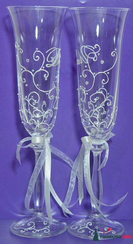 """Фото 111550 в коллекции Мои фото - """"Aнютa"""" - свадебные бокалы и аксессуары"""