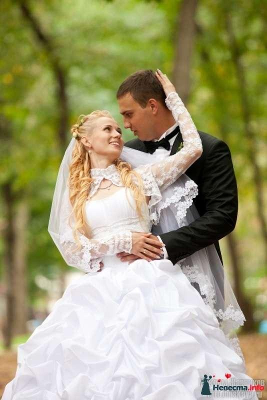 Фото 407492 в коллекции Свадебные фото - Фотограф Максим Жарников