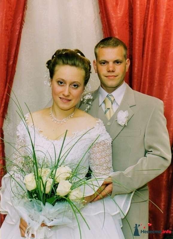 Фото 103980 в коллекции Наша свадьба 30.08.2003г. - kosca