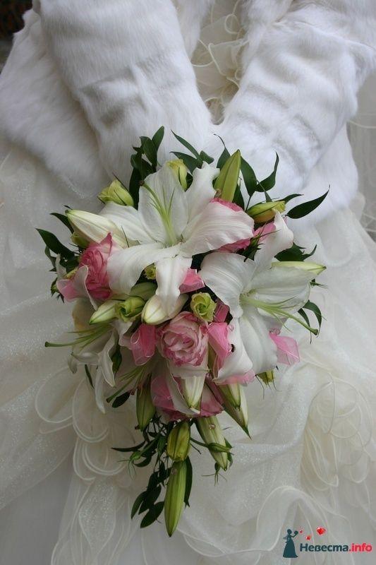 Фото 110676 в коллекции Любимые лилии - свадебные букетики - kosca