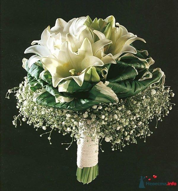 Фото 110678 в коллекции Любимые лилии - свадебные букетики - kosca