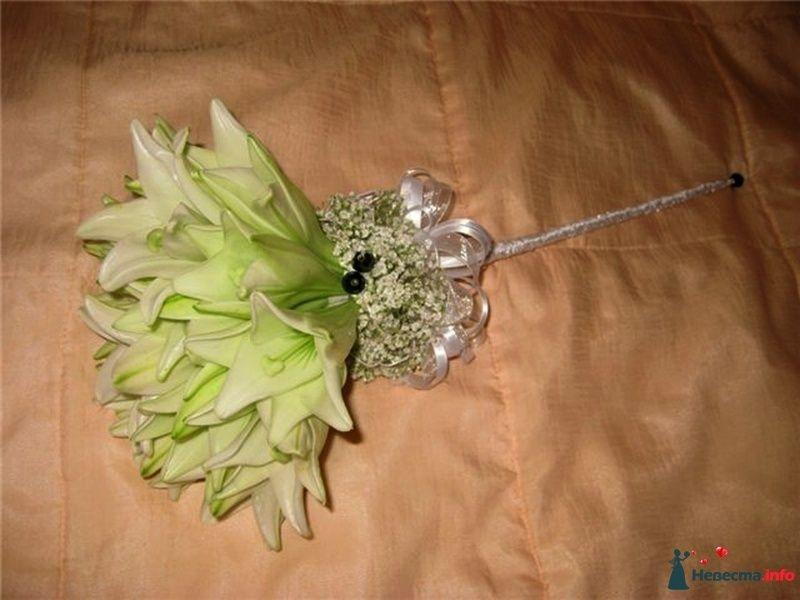Фото 110683 в коллекции Любимые лилии - свадебные букетики - kosca