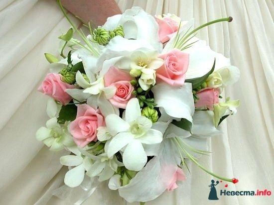 Фото 110703 в коллекции Любимые лилии - свадебные букетики - kosca
