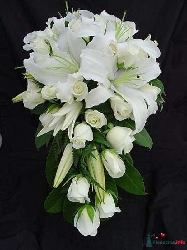 Фото 110801 в коллекции Любимые лилии - свадебные букетики - kosca