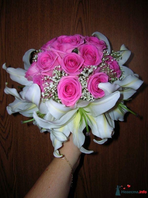 Фото 111488 в коллекции Любимые лилии - свадебные букетики - kosca