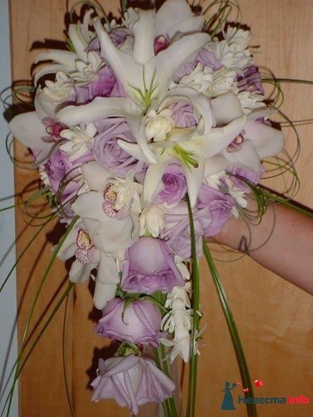 Фото 115312 в коллекции Любимые лилии - свадебные букетики - kosca