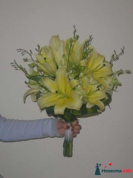 Фото 118650 в коллекции Любимые лилии - свадебные букетики - kosca