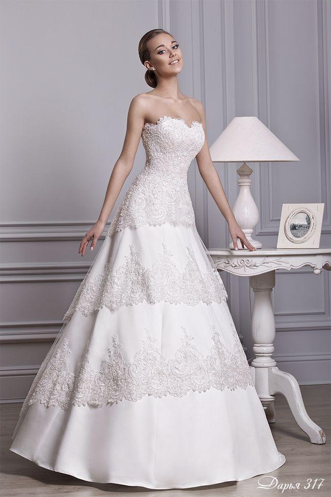 """Фото 967133 в коллекции Свадебные платья - Свадебный салон """"Удачные платья"""""""