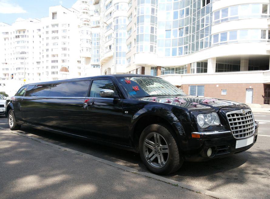 лимузин Крайслер 300С - фото 1764243  Pokataemby - машины на свадьбу