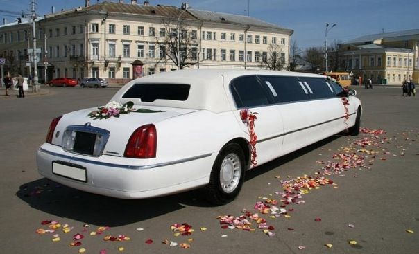Прокат лимузина - фото 1770953  Pokataemby - машины на свадьбу