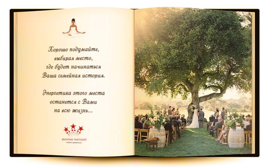 Место выездной церемонии - фото 762839 Ведущий Григорий Разумовский