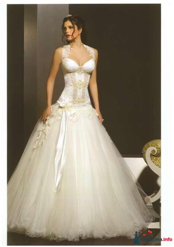 Фото 93526 в коллекции Дизайнерские свадебне платья - bonnita