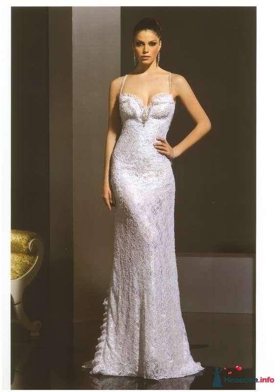 Фото 93528 в коллекции Дизайнерские свадебне платья - bonnita