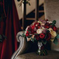 Red january Фотограф - Наталья Босяченко  Флорист-дизайнер Нина Тазеева